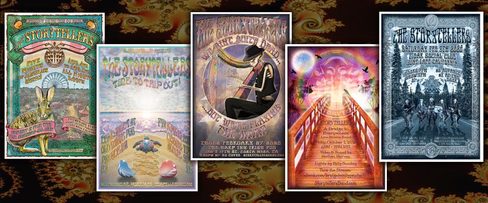 D. Brenner Poster Graphic Artist Art