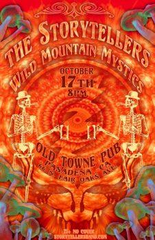 OTP_Storytellers 10.17.19_R3 poster