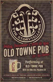 The-Storytellers-Folk-Band-Old-Towne-Pub-Pasadena